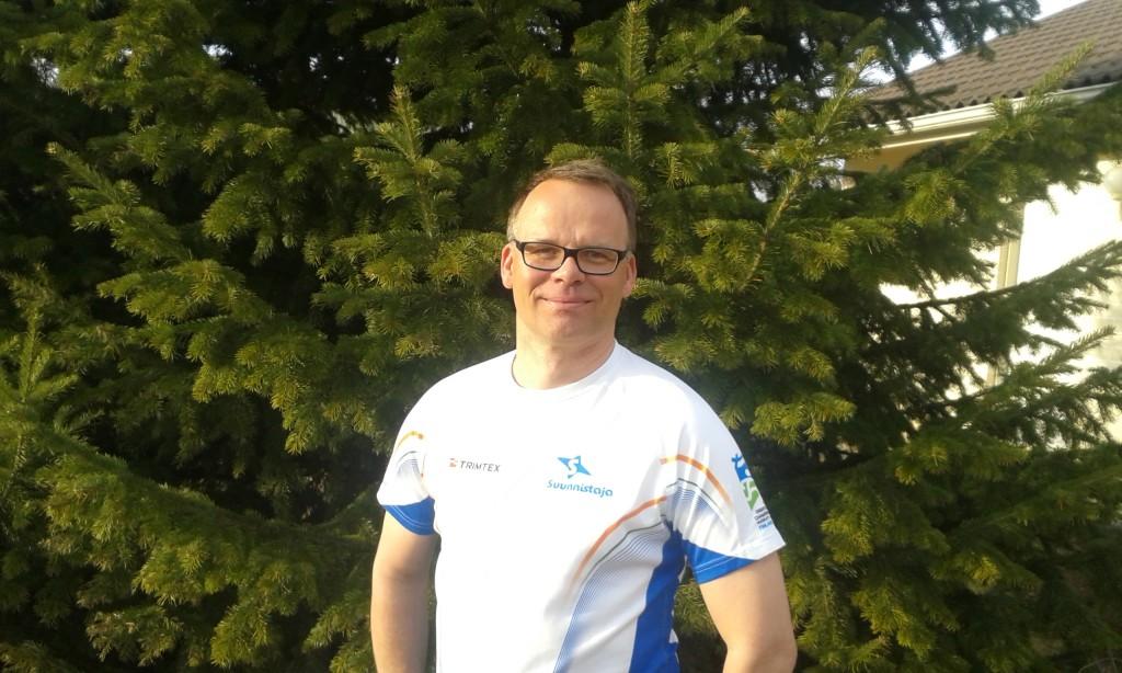 Juhani Sihvosella on melkoinen kokemus Jukolasta: kaksi kertaa pääratamestarina ja kerran kilpailunjohtajana, Kaukametsäläisten jäsen vuodesta 2014 ja nyt Kaukametsäläisten puheenjohtajana.