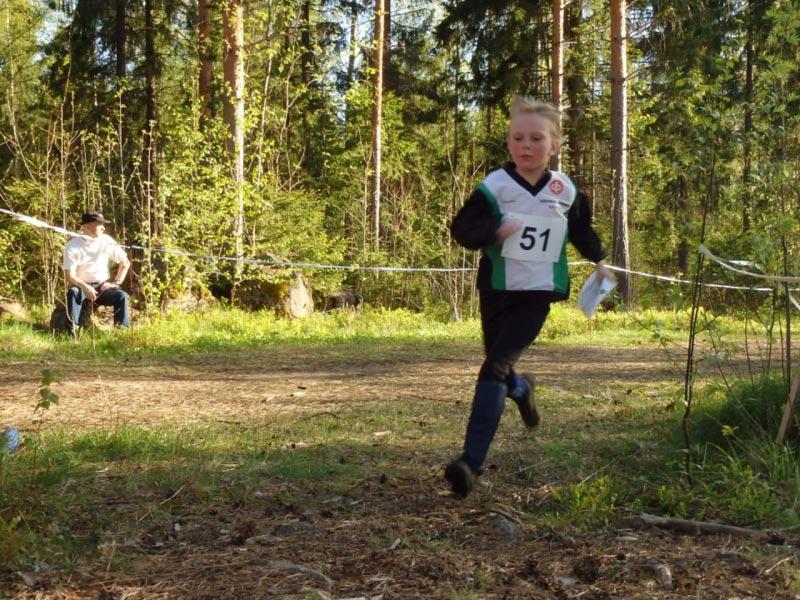 Vehkalahden Veikoilla oli runsain edustus, mutta ykkösijat karttoivat seuran edustajia. Vauhdikas loppukiri toi VeVen Netta Kormulle sarjassa D8RR kakkossijan.