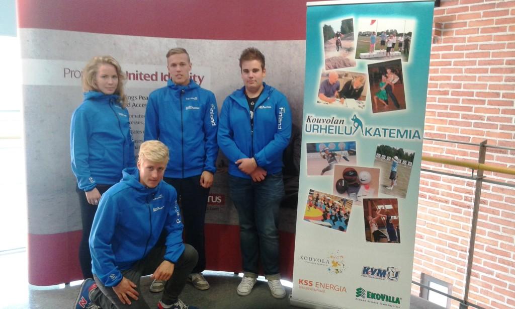 Top athlete team - Kouvola