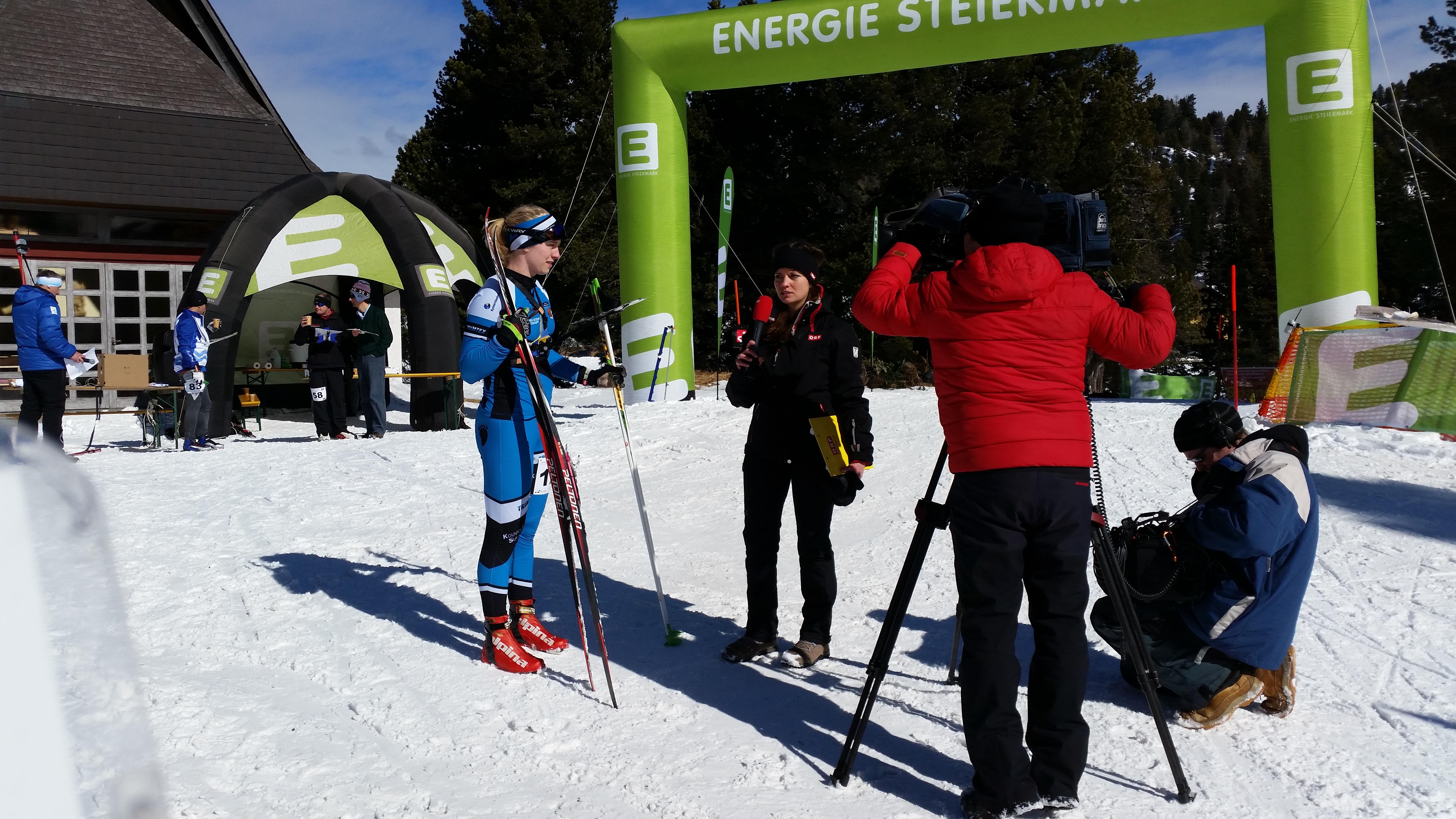 Tunnelmia viimetalven Ski-O Tourilta