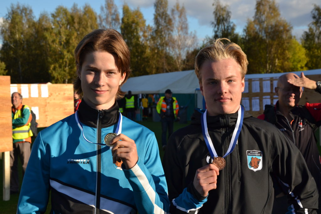 H16-sarjassa kultaa Arttu Lindqvist ja pronssia Niklas Heikkilä